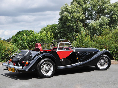 1997 Morgan Plus 4 T16 For Sale (picture 4 of 6)