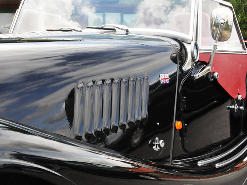 1997 Morgan Plus 4 T16 For Sale (picture 5 of 6)