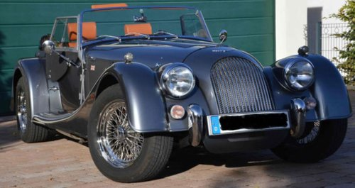 2008 IMMACULATE MORGAN PLUS 4 RHD For Sale (picture 1 of 6)