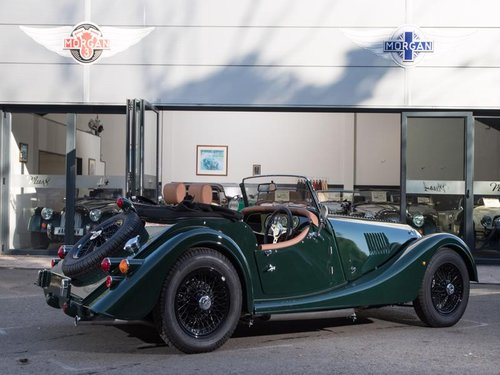2018 NEW Morgan 4/4 For Sale (picture 3 of 6)
