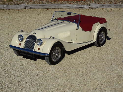 Morgan Plus 4: Recent Restoration & Owned 35 Years SOLD (picture 1 of 6)