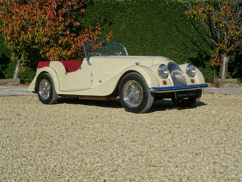 Morgan Plus 4: Recent Restoration & Owned 35 Years For Sale (picture 2 of 6)