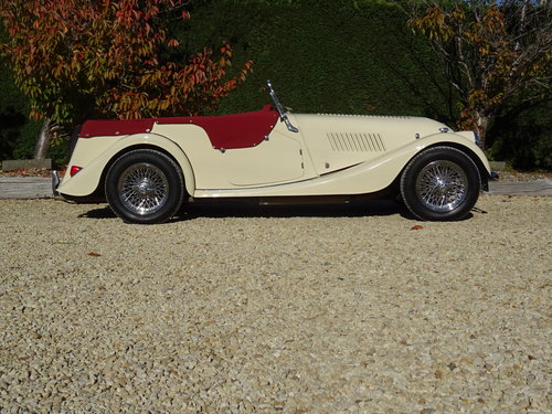 Morgan Plus 4: Recent Restoration & Owned 35 Years SOLD (picture 3 of 6)