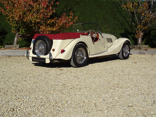 Morgan Plus 4: Recent Restoration & Owned 35 Years SOLD (picture 4 of 6)