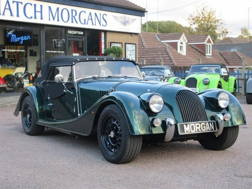 2014 Morgan Plus 4.  For Sale (picture 1 of 6)