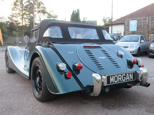 2014 Morgan Plus 4.  For Sale (picture 4 of 6)