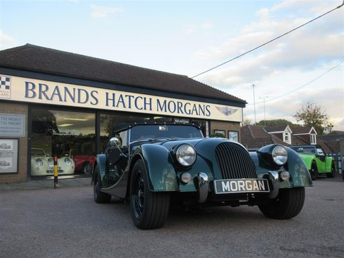 2014 Morgan Plus 4.  For Sale (picture 5 of 6)