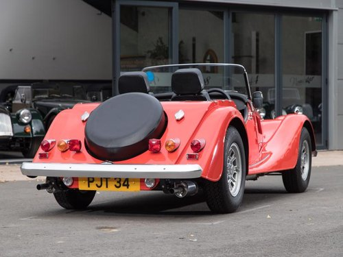1981 Morgan Plus 8 For Sale (picture 2 of 6)