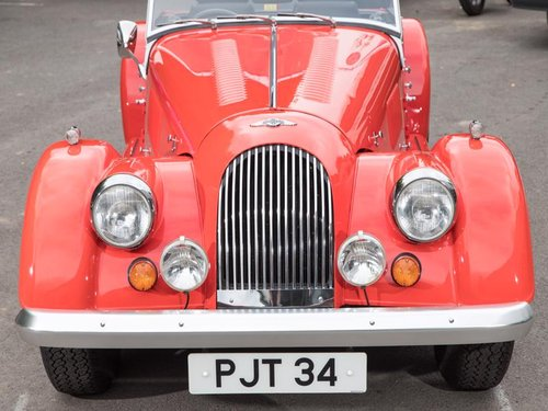 1981 Morgan Plus 8 For Sale (picture 6 of 6)