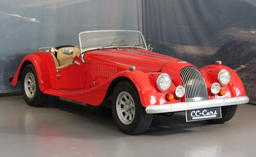 1979 Morgan Plus 8 3,5 2 seater SOLD (picture 1 of 6)