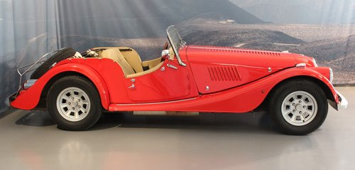 1979 Morgan Plus 8 3,5 2 seater SOLD (picture 2 of 6)
