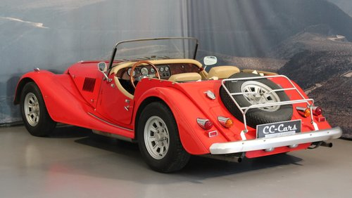 1979 Morgan Plus 8 3,5 2 seater SOLD (picture 3 of 6)