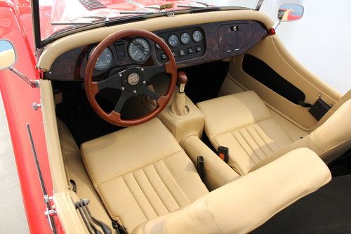 1979 Morgan Plus 8 3,5 2 seater SOLD (picture 4 of 6)