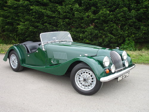 1968 Morgan Plus-8 (Moss box) For Sale (picture 1 of 5)