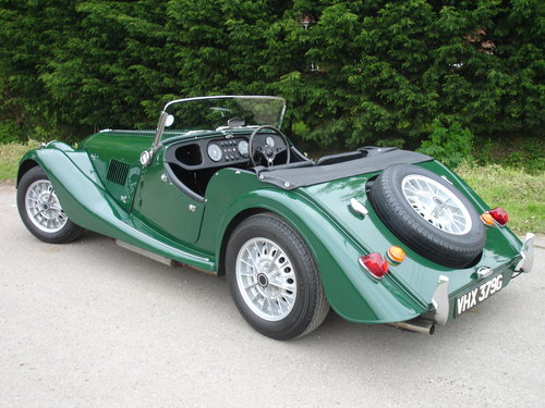 1968 Morgan Plus-8 (Moss box) For Sale (picture 2 of 5)