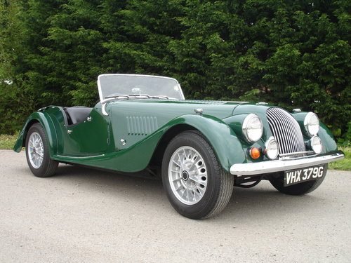 1968 Morgan Plus-8 (Moss box) For Sale (picture 3 of 5)