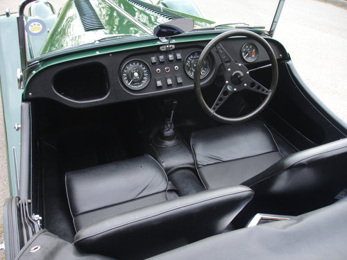 1968 Morgan Plus-8 (Moss box) For Sale (picture 4 of 5)