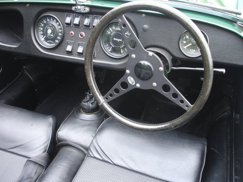 1968 Morgan Plus-8 (Moss box) For Sale (picture 5 of 5)