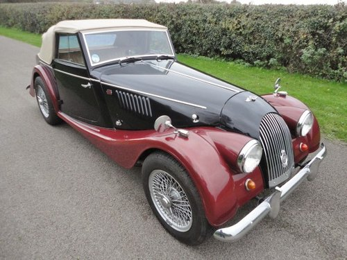 1962 Morgan Plus 4 Drophead Coupe LHD For Sale (picture 1 of 6)