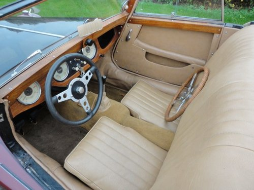 1962 Morgan Plus 4 Drophead Coupe LHD For Sale (picture 3 of 6)