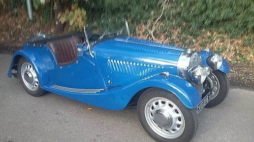 1947 Morgan Flat Rad Series One SOLD (picture 1 of 5)