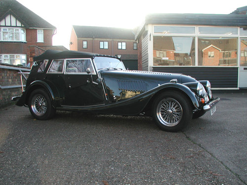 1993 Morgan +4 T16 4 Seater SOLD (picture 2 of 6)