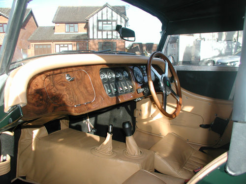 1993 Morgan +4 T16 4 Seater SOLD (picture 4 of 6)