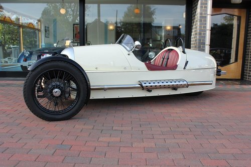2017 Morgan 3 WHEELER - £37,995 REDUCED PRICE For Sale (picture 2 of 6)