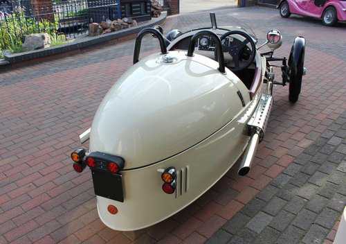 2017 Morgan 3 WHEELER - £37,995 REDUCED PRICE For Sale (picture 4 of 6)