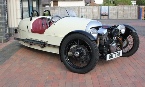 2017 Morgan 3 WHEELER - £37,995 REDUCED PRICE For Sale (picture 5 of 6)