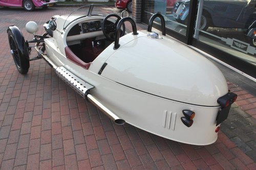2017 Morgan 3 WHEELER - £37,995 REDUCED PRICE For Sale (picture 6 of 6)