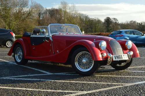 Morgan Plus Four  2016/66 SOLD (picture 1 of 6)
