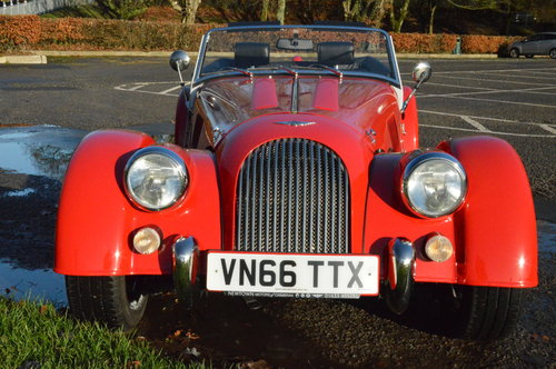 Morgan Plus Four  2016/66 SOLD (picture 2 of 6)