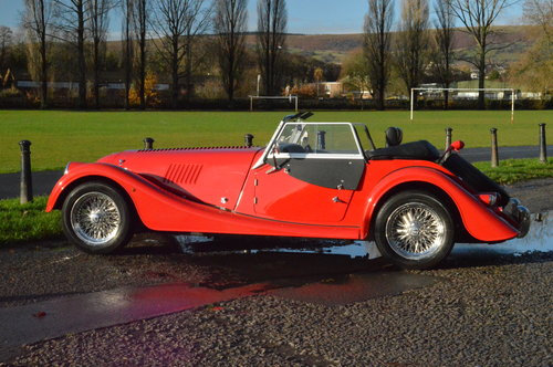 Morgan Plus Four  2016/66 SOLD (picture 3 of 6)