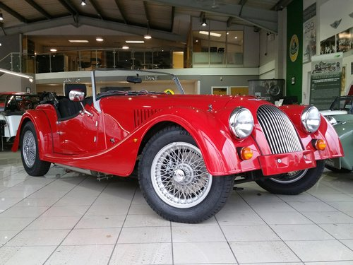 2018 Morgan 4/4 1.6 (NEW CAR) For Sale (picture 1 of 6)