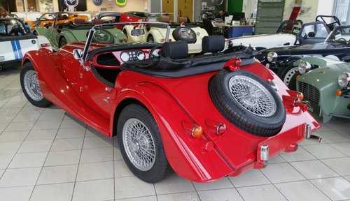 2018 Morgan 4/4 1.6 (NEW CAR) For Sale (picture 2 of 6)