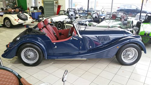 2018 Morgan 4/4 1.6 (NEW CAR) For Sale (picture 3 of 6)