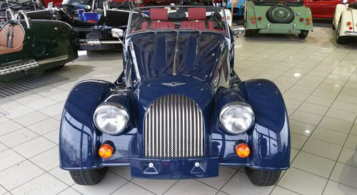 2018 Morgan 4/4 1.6 (NEW CAR) For Sale (picture 6 of 6)