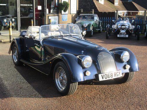 2018 Morgan Plus 4. Brand New. For Sale (picture 2 of 5)