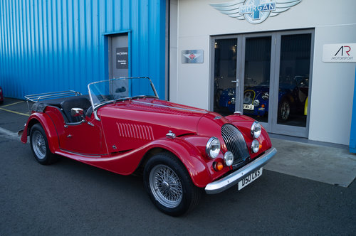 1986 Morgan 4/4 4 Seater  For Sale (picture 1 of 6)