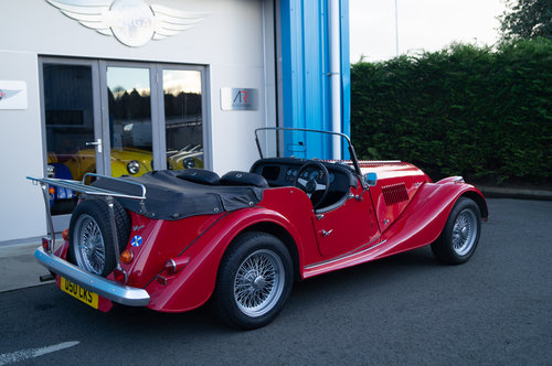 1986 Morgan 4/4 4 Seater  For Sale (picture 2 of 6)