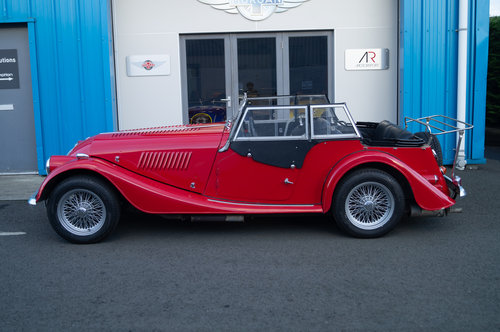 1986 Morgan 4/4 4 Seater  For Sale (picture 3 of 6)