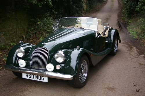 1998 Exceptional Morgan 4/4 SOLD (picture 1 of 5)