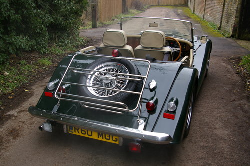 1998 Exceptional Morgan 4/4 SOLD (picture 3 of 5)