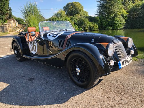 2016 MORGAN 4/4 CLASSIC SPORTS CAR AVAILABLE FOR SELF DRIVE HIRE For Hire (picture 1 of 4)