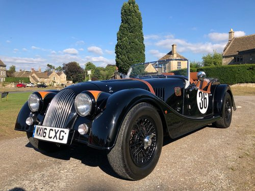 2016 MORGAN 4/4 CLASSIC SPORTS CAR AVAILABLE FOR SELF DRIVE HIRE For Hire (picture 2 of 4)