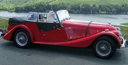 1986 classic morgan 4/4  4 seater SOLD (picture 3 of 6)