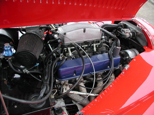 1993 Corsa Red Morgan +8 - £30,750 SOLD (picture 4 of 6)