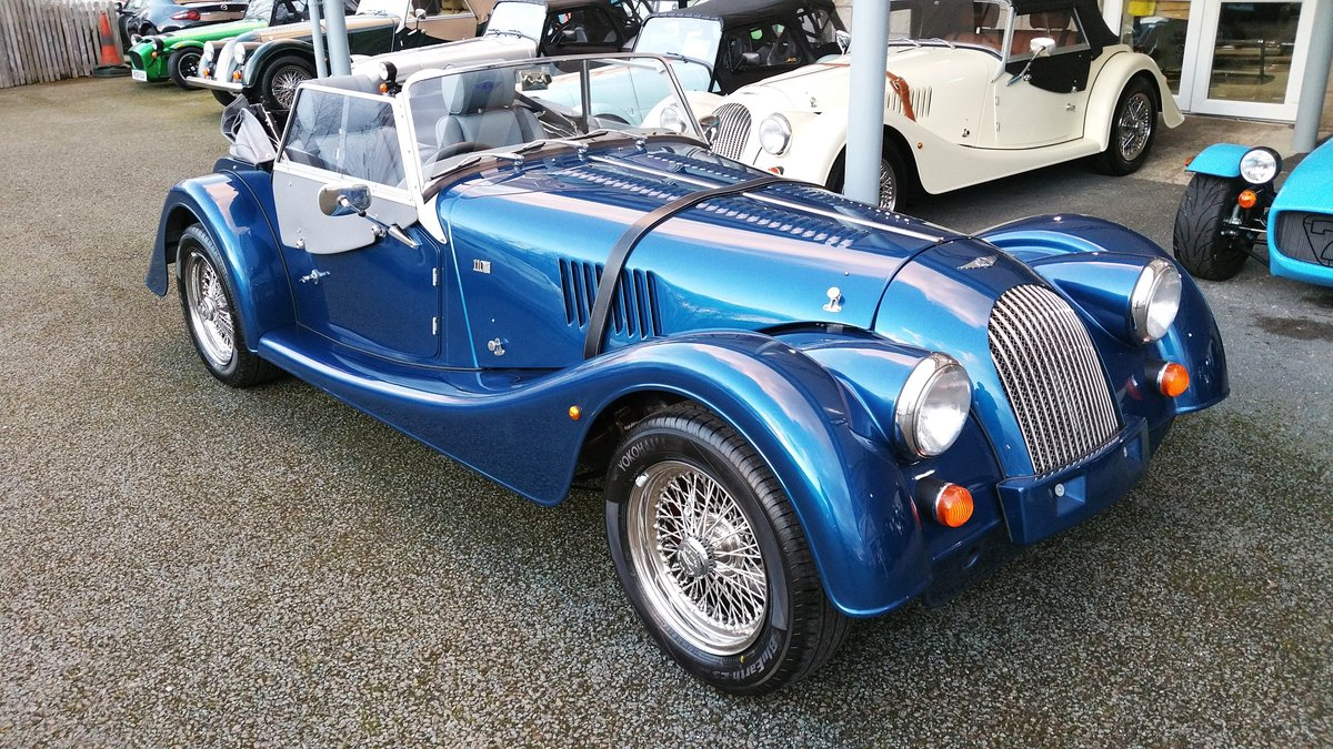 2019 Morgan Plus 4 2.0 (NEW CAR) For Sale (picture 1 of 6)
