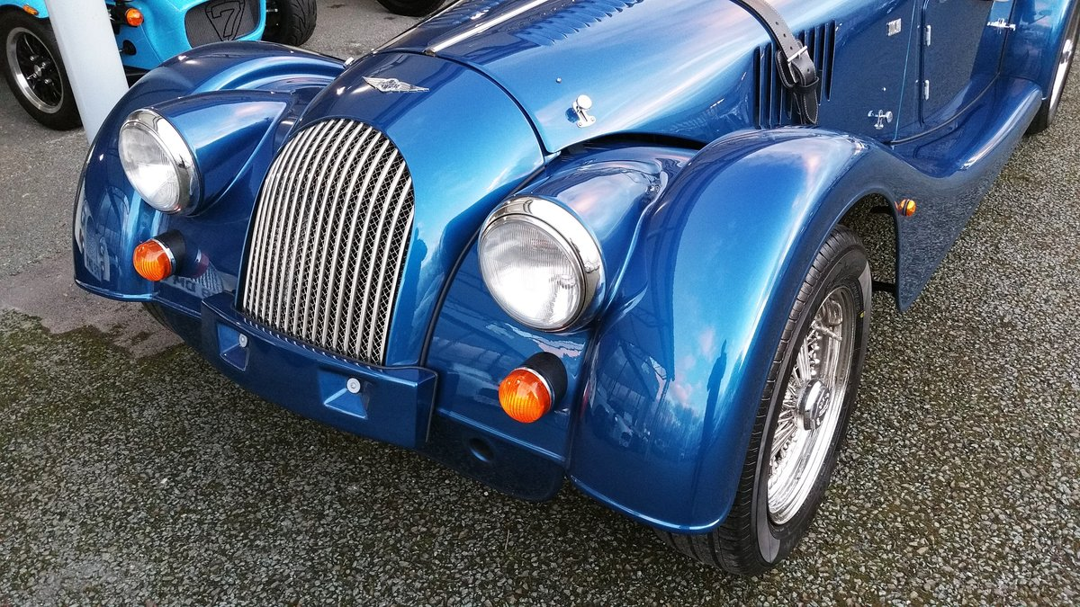 2019 Morgan Plus 4 2.0 (NEW CAR) For Sale (picture 6 of 6)